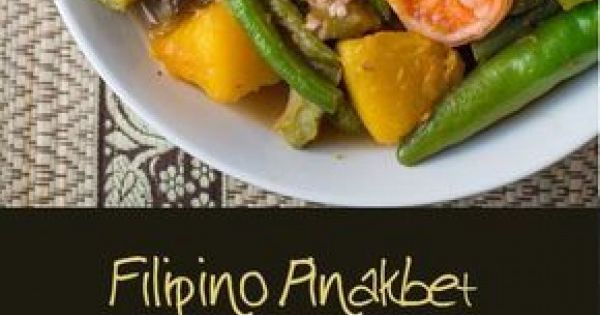 Pinakbet Philippines Philippines Drawing Pinakbet Pinakbet Recipe Recipes