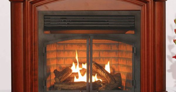 Stove vent free gas fireplace and gas fireplaces on pinterest