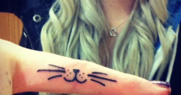 If this doesn't say cat lady I don't know what does. Cute