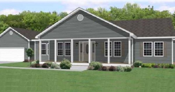 Modular Home Garage In Front Of House Google Search