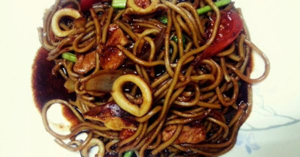 Pin On Mee Sotong