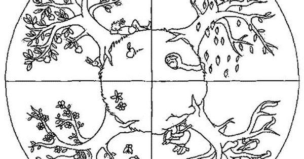 ausmalbilder jahreszeiten - ausmalbilder für kinder | hsu