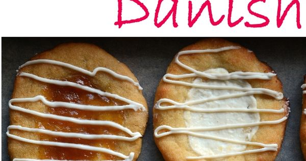 Cheese danish, Danishes and Low carb on Pinterest
