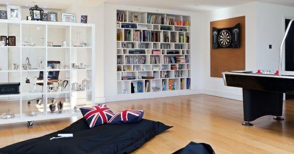 cool coole wohnideen f r jugendzimmer und aufenthaltsraum. Black Bedroom Furniture Sets. Home Design Ideas