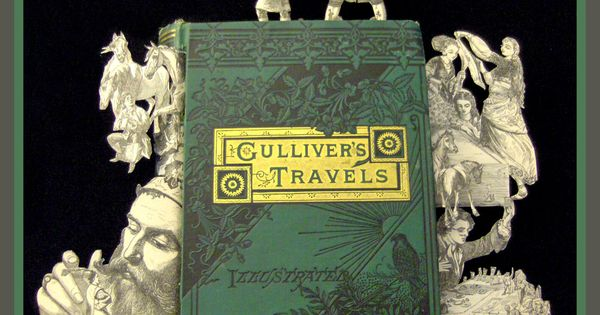 gullivers travels an altered perspective The notion of authorship is (as ever) problematic in gulliver's travels  back  home again, his sense of perspective, of what is the norm, has so altered that he .