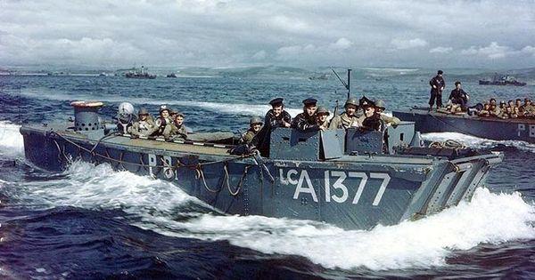d-day battle tours