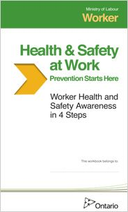 Worker Health And Safety Awareness In 4 Steps Ministry Of Labour