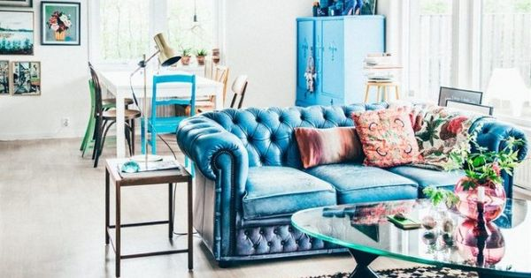 Winter Trends Blue Home Decor For 2015 2016 Winter