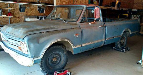 Desert Survivor 1967 Chevrolet C10 Chevy Trucks Chevy Diesel