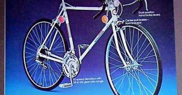 Sears Free Spirit 10 Speed Bike My Bike Was One Of These