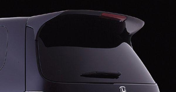 Veilside 99 03 Honda Odyssey Jdm Ra6 Goltier Rear Spoiler In Honda Odyssey Ra6 Honda Odyssey Odyssey Honda