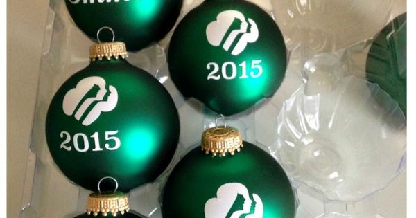 Homemade Christmas Ornaments For Girl Scouts : Girl scout ornaments for christmas crafts