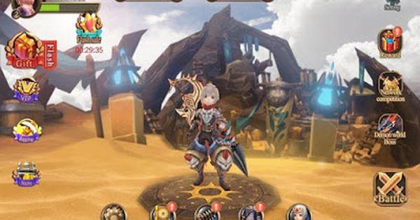 Demon Hunter V1 2 Mod Apk For Android Mod Apk Free Download