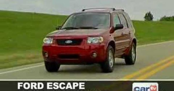 I Love My Escape Red Like Mine Ford Escape Escape My Love