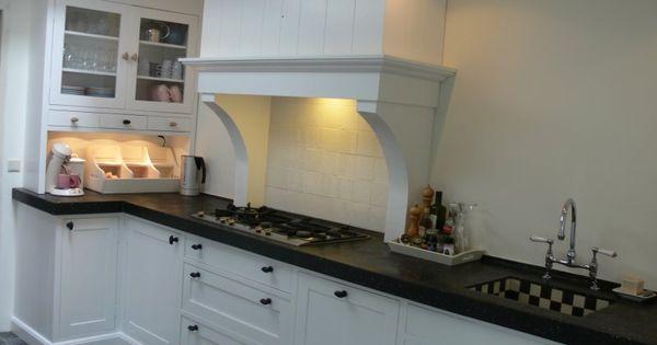 Hoekoplossing landelijke keuken keuken pinterest interieur nice et cuisines - Keuken geesten campagne ...