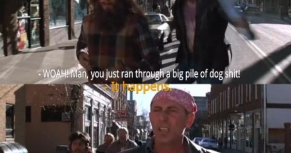 Quot Shit Happens Quot Forrest Gump There S Something About