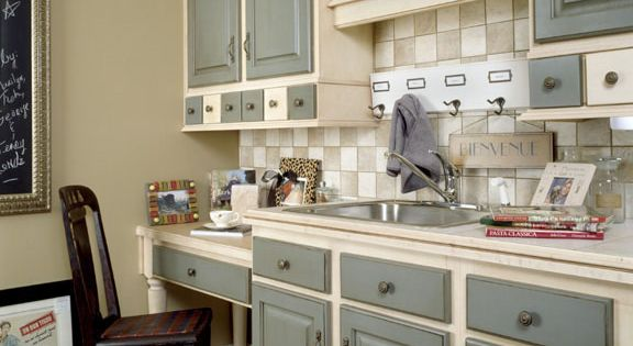 Grey kitchen cabinets chocolate glaze and two tones on pinterest
