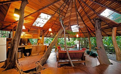 4 Of The World S Most Magical Treehouse Hotels Houses In Costa Rica Cool Tree Houses Tree House Designs