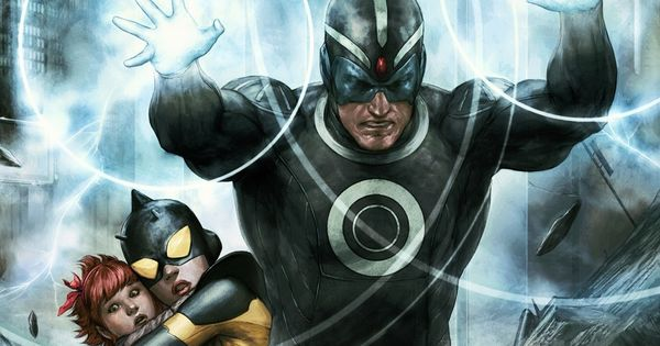 Havok and Wasp by Agustin Alessio | Marvel Characters ...