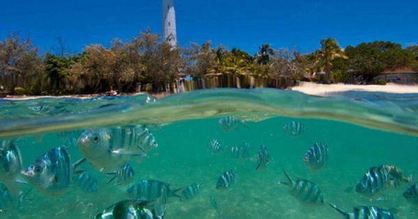 Amedee Light House- Noumea, New Caledonia