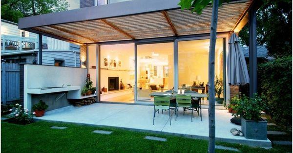 moderne metall pergola mit holz google suche garten pinterest pergolen. Black Bedroom Furniture Sets. Home Design Ideas