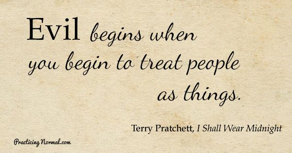 Sir Terry Pratchett, Reading Oder And Quotes About The