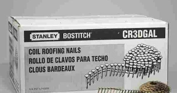 Bostitch Coil Roofing Nail You Can Find More Details By Visiting The Image Link Roofing Nails Nail Definition How To Dry Basil