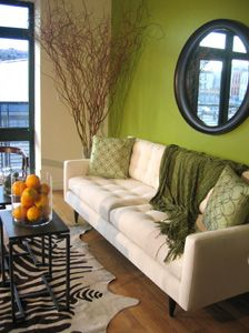 Green Is The New Neutral Trendy Living Rooms Home Decor Living Room Green