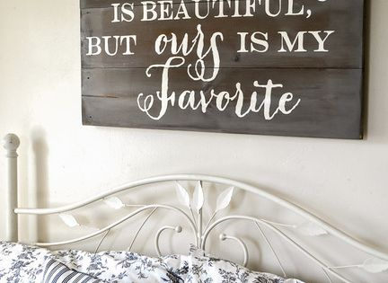 Love Story Sign Wood Signs Woods And Bedrooms