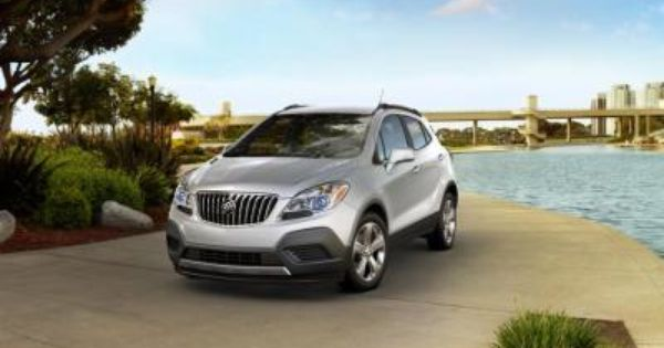 2014 Buick Encore With Images Buick Encore Luxury