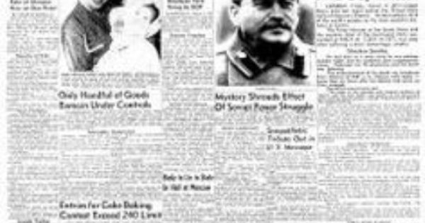 001 Stalin dead Russia in the Cold War Pinterest