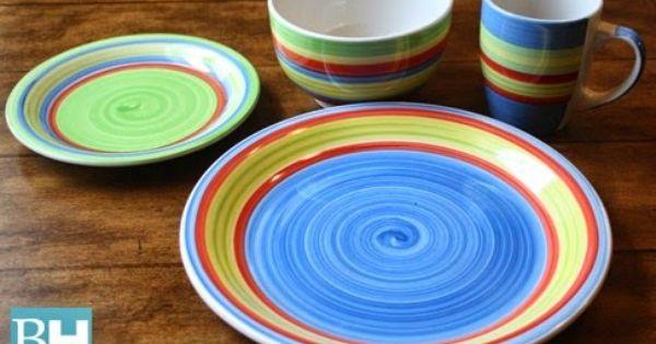 Santa Fe Dinnerware From Brylanehome Cincodemayo Recipe Dinnerware Dinnerware Sets Tea Set