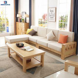 Source Teak Wood Sofa Set Design For Living Room Living Room Furniture Design On In 2020 Furniture Design Living Room Furniture Design Wooden Sofa Design