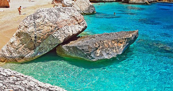 ✯ Cala Mariolu - Sardinia, Italy. I miss Italia!