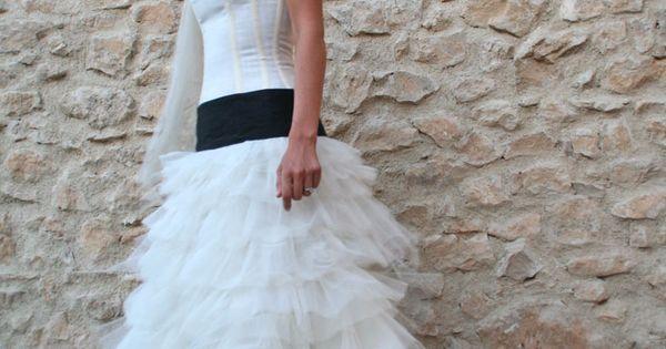 Robe de mariée originale couleur.  Robes de mariées originales ...