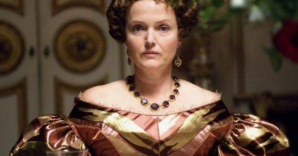 Miranda Richardson As The Queen S Mother Princess Victoria Of Saxe Coburg Saalfeld In The Young Victoria The Young Victoria Miranda Richardson Victoria