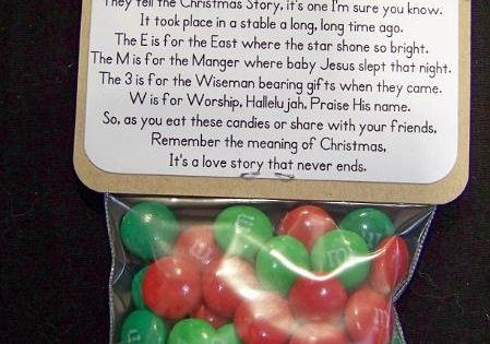 """M & M Christmas Story: I've never seen this before, what a"