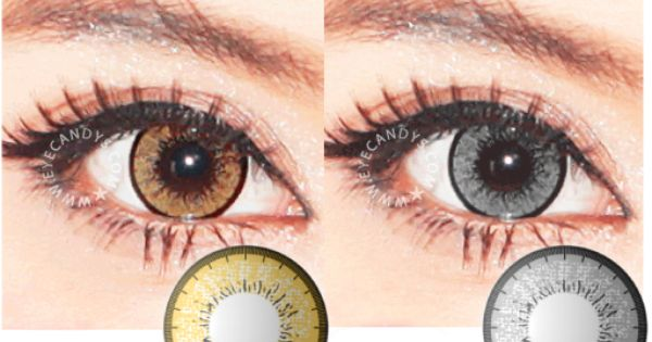 The Best Color Contacts Designed For Dark Brown Eyes Have
