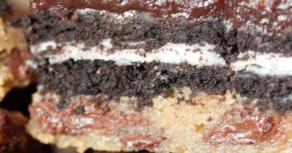 Slutty Brownies {recipe}
