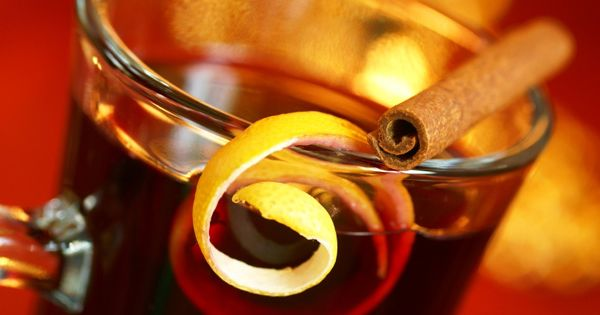 Mulled wine recipe for the holidays