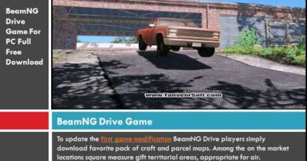 Beamng Drive Game With Images Driving Games Places To Visit