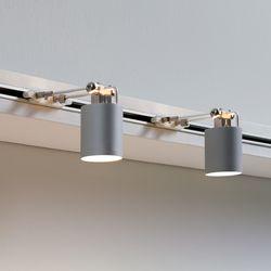 Shop V5 Designer Track Lighting From Buschfeld Design All Information High Resolution Images Cads Wall Lights Wall Lighting Design Wall Mounted Light