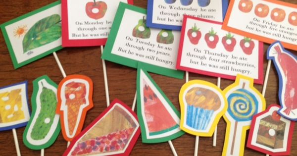 free printable Make it Cozee: Free Hungry Caterpillar Printable