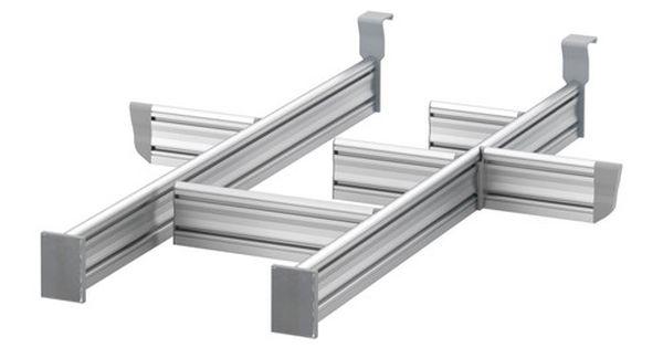 Ikea rationell s parateur tiroir l ment base personnaliser l 39 espace de rangement gr ce aux - Separateur tiroir ikea ...
