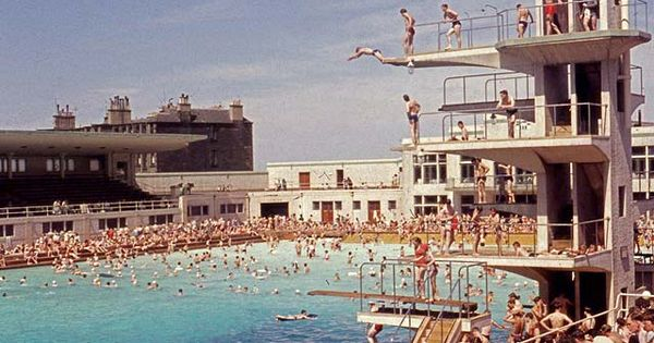 Outdoor Swimming Pools Were Great I Wonder Why Don 39 T We Have Them Anymore We Used To Go To