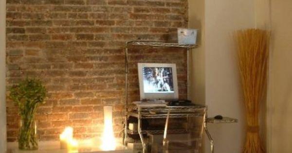 un mini loft esprit new yorkais paris deco pinterest loft minis and paris. Black Bedroom Furniture Sets. Home Design Ideas