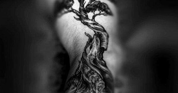 Tree tattoo design tattoo patterns