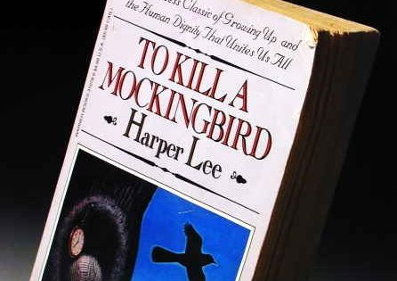 To Kill a Mockingbird by Harper Lee | Favorite book ever