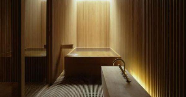 HINOKI The buildings of Japanese architect Kengo Kuma may sometimes seem radical