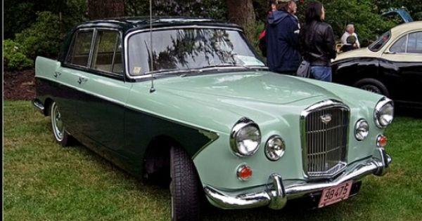1961 Wolseley 6 99 British Cars Classic Cars Cars